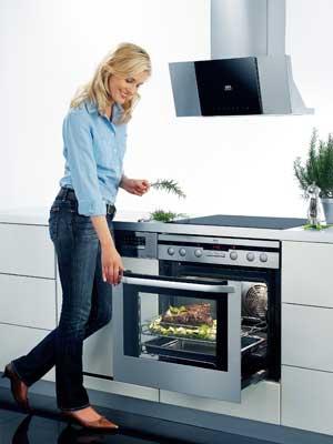 Электроплита с выдвижной духовкой чистка плиты духовки ххх